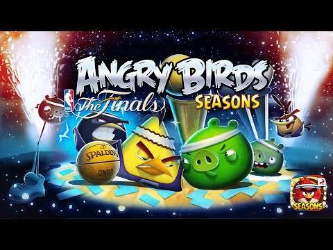 Video of Angry Birds Seasons