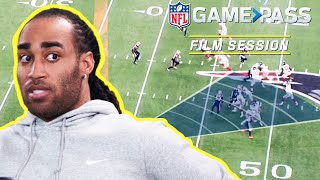 Stephon Gilmore Breaks Down His Technique & How to be an ELITE DB