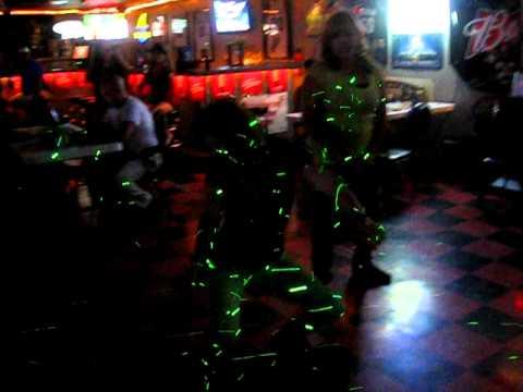 DJ VIDEO & CRAZY-OKE @ CRAZY J'S SPORTS BAR 8/10/2011