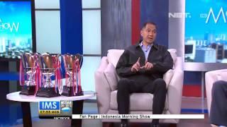 IMS - Tim bulutangkis membanggakan Indonesia