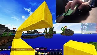 Proof Andromeda Method is POSSIBLE in Bedwars with HANDCAM