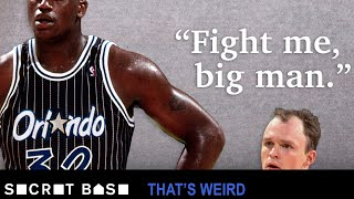 Shaq once had to fight his grouchy little teammate thumbnail