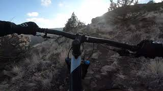 Ride of Otter Bench Trail - Jan 2019