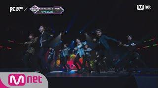 [KCON 2018 NY] Stray Kids & PENTAGON - ROCK + Dance Perf.ㅣKCON 2018 NY x M COUNTDOWN 180705 EP.577