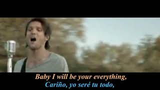 Boys Like Girls - Be Your Everything (sub español - lyrics) Official Video