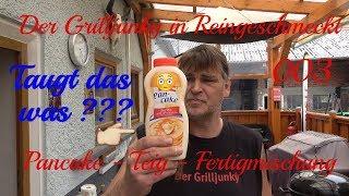 Reingeschmeckt 003 - Pancake -Teig - Fertigmischung