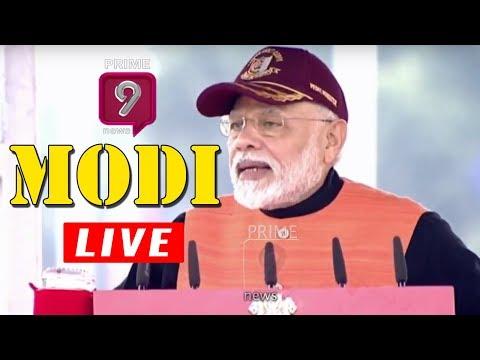 LIVE NCC Rally in Delhi | Narendra Modi Live | Prime9 News Live