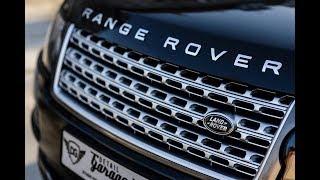 Автомир Видеоверсия: Range Rover