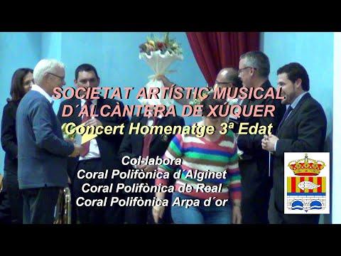Societat Artístic Musical d´Alcàntera de Xúquer i Cors-Alginet