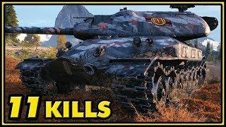 Object 260 - 11 Kills - World of Tanks Gameplay