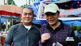 HMONGWORLD: PHAB VAJ aka NPAWG PHAB, Hmong Actor from Thailand, Exclusive Interview in Phu Chi Fa