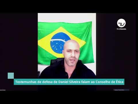 Testemunhas de defesa de Daniel Silveira falam ao Conselho de Ética - 04/05/21