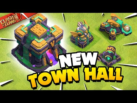 Download Town Hall 14 Revealed! Clash of Clans Update Sneak Peek 1! HD Mp4 3GP Video and MP3