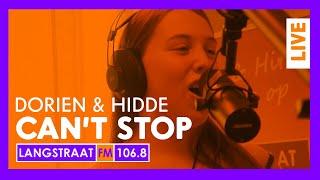 Langstraat FM Live - Dorien en Hidde - Can't Stop