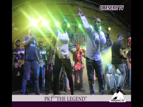 Download FANS HAD FUN WITH PK1 THE LEGEND {OBESERE} AT GOLDBERG CARNIVAL HD Mp4 3GP Video and MP3