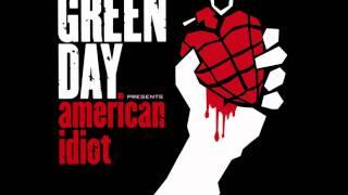 Green Day - Governator (Bonus) HQ
