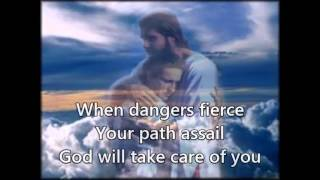 "Golden Angels - ""God Will Take Care Of You"""