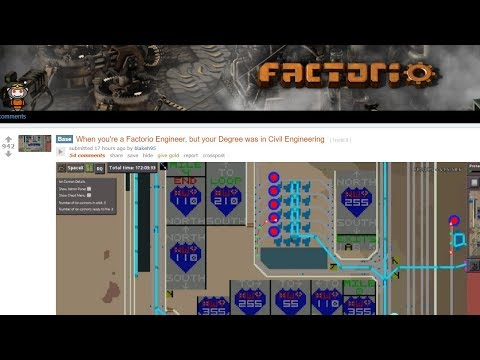 Factorio This Planet Of Mine 19 Lets Break The Base