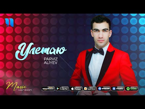 Parviz Aliyev - Улетаю (audio 2021)