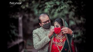 Wedding Story Of Nisaf & Anisha By Fairytale Weddings
