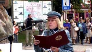 preview picture of video 'Dzień Służb Mundurowych Tomaszów Lubelski 15 sierpnia 2012r.'