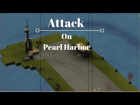Warship Craft: Attack On Pearl Harbor