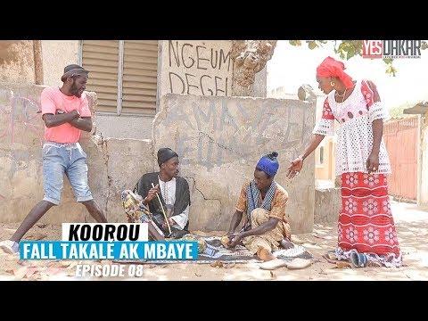 Koor Fall Takalé ak Mbaye Épisode 08