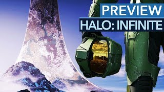Halo: Infinite (Halo 6) - Vorschau: Der Master Chief Soll's Richten