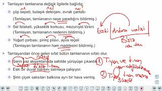 Eğitim Vadisi 9.Sınıf TDE 5.Föy Kelime ve Kelime Grupları 2 Konu Anlatım Videoları