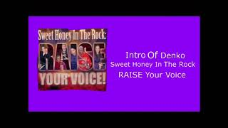 Sweet Honey In The Rock Intro Of Denko (RAISE YOUR VOICE)