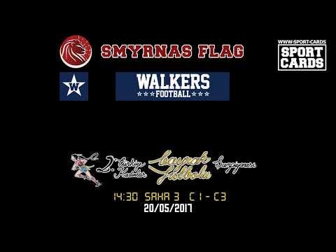 WALKERS FLAG vs SMYNRAS FLAG