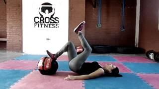 Ejercicios Con Medicine Ball - Workout Dinastia Marcial (Vídeo 1)