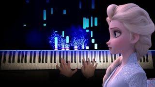 Frozen 2 - Official Trailer Song (Piano)