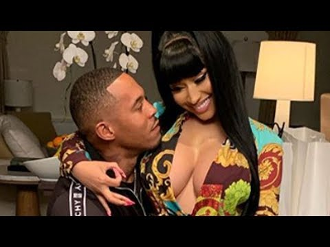 Nicki Minaj REVEALS Wedding Plans With Kenneth Petty & REVEALS How She Practices Baby Making!