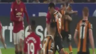 Hull City Vs Manchester United 01 All Goals And Highlights 201617 HD