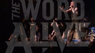The Word Alive - FULL SET LIVE [HD] - The Unconditional Tour 2014