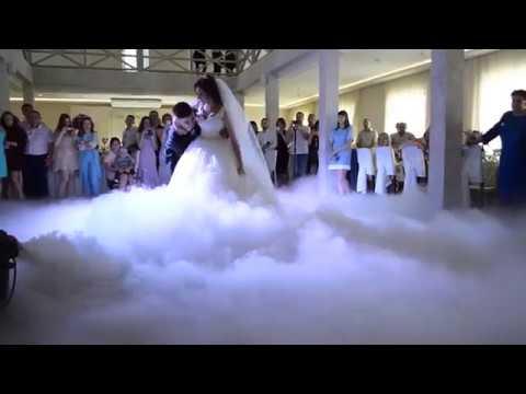Оформлення весільного танцю спецефектами, відео 11