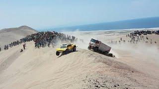 DAKAR 2019  Etapa 5 | AUTOS | CAMIONES (Tacna - Arequpa)