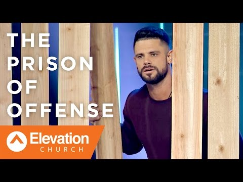 The Prison of Offense | Pastor Steven Furtick