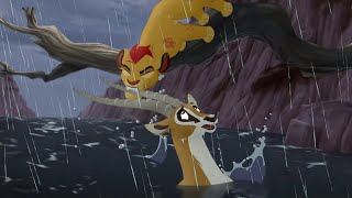 Lion Guard: Flash Flood!   The Mbali Fields Migration HD Clip