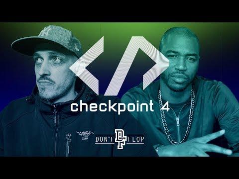 RESPEK BA VS SERIUS JONES   Don't Flop Rap Battle