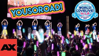 Aqours In LA! *The VIP Experience + Earthquake* [Anime Expo 2019 Vlog   PART 3]