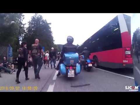 See harley treffen 2018 faaker European Bike