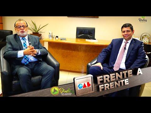 Entrevista do presidente da OABRO, Elton Assis ao programa Frente a Frente com Anysio Gorayeb