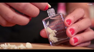 Journey to Beauty: Garlic Nail Polish