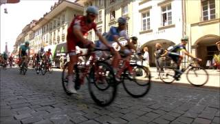 スイス発  スタート!2017ツール・ド・スイス 4日目 in ベルン ③【スイス情報.com】