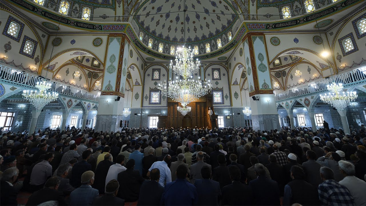 Van Ulu Camii I Cuma Hutbesi I 19.05.2017