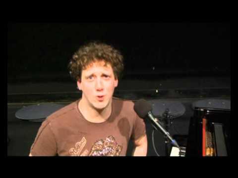 Schouwblog - Jochem Myjer backstage in Schouwburg Cuijk 2009