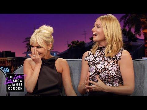 Celebrity Crushes w/ Julie Chen, Kristin Chenoweth & Beth Behrs