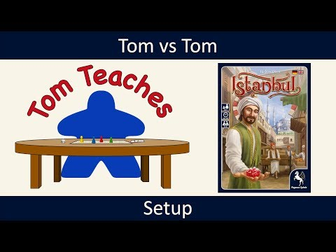 Tom Teaches Istanbul (Setup)